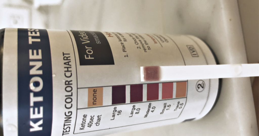 How to Read Ketone Strips to Measure Ketosis (Photos) | Keyto
