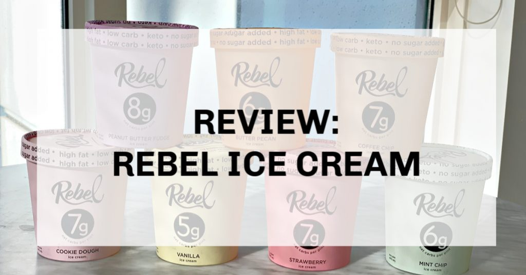 rebel ice creams for review