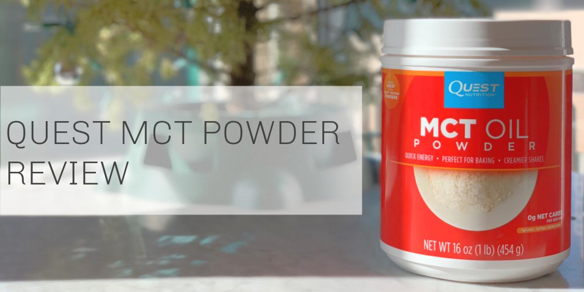 Quest MCT Powder