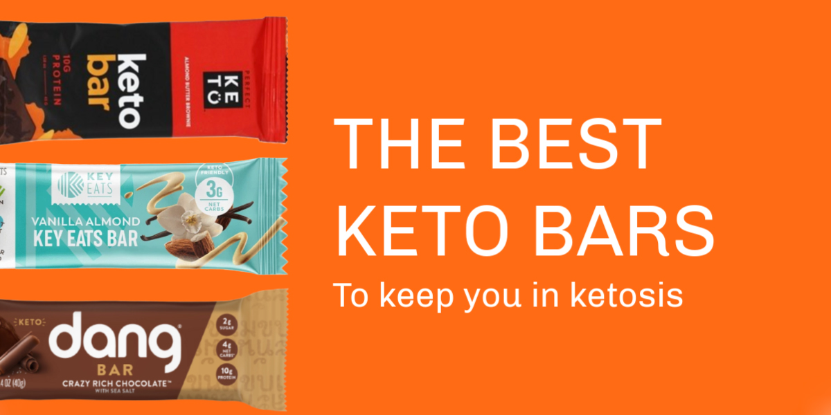 The best keto bars hero